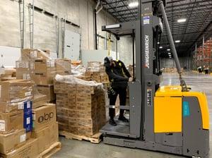 Chicago warehouse