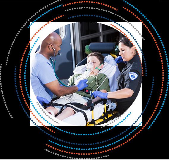 EMS medical supplies