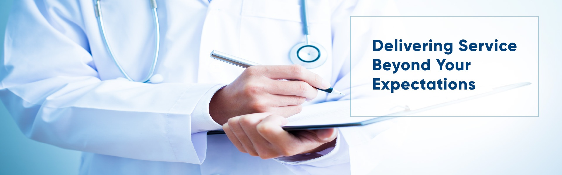 Medical distributor