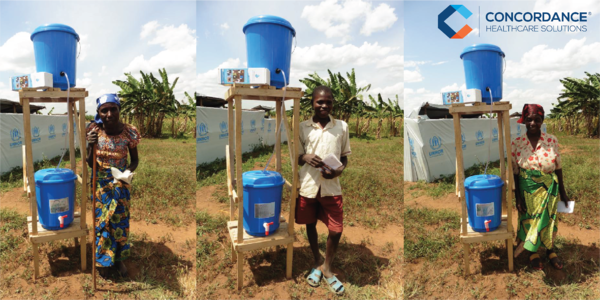 Water filtration systems in Uganda