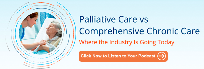 Palliative Care vs Comprehensive Chronic Care