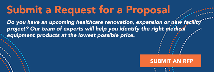 Submit a Healthcare Equipment Proposal
