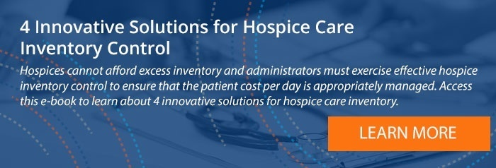 4 Innovative Solutions for Hospice Care Inventory Control