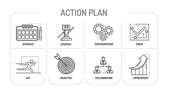 Tom Van Coverden's 4 CHC Action Steps for 2017