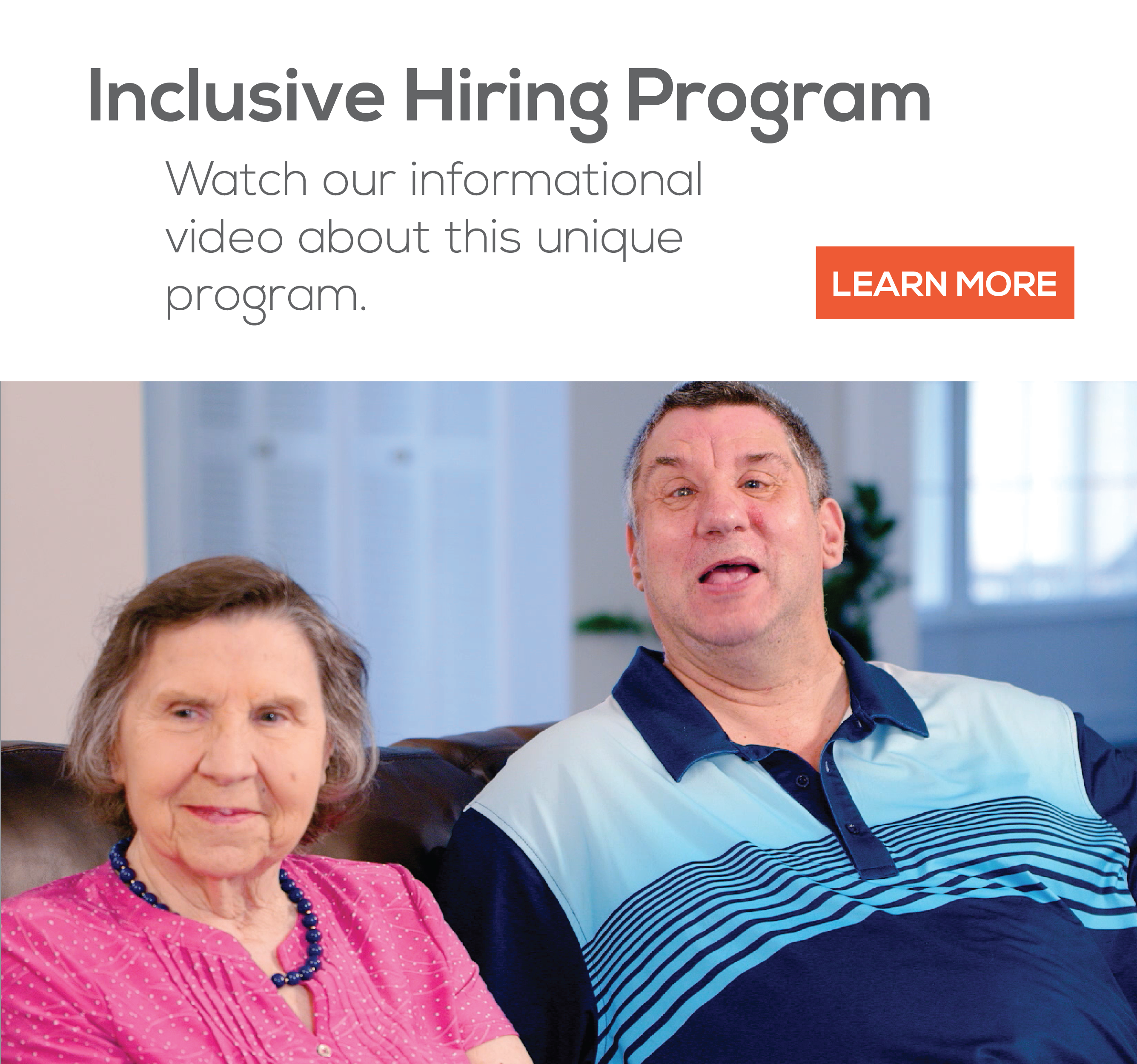 Inclusive Hiring Program